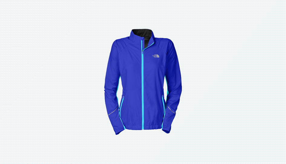 WOMENS THE NORTH FACE TORPEDO RUNNING JACKET