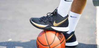 Nike Kyrie 5 'Black/Gold'